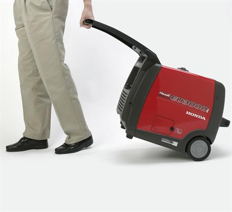 2017 Honda Power Equipment EU3000i Handi in Carson, California