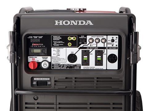 2017 Honda Power Equipment EU7000iS in Troy, Ohio