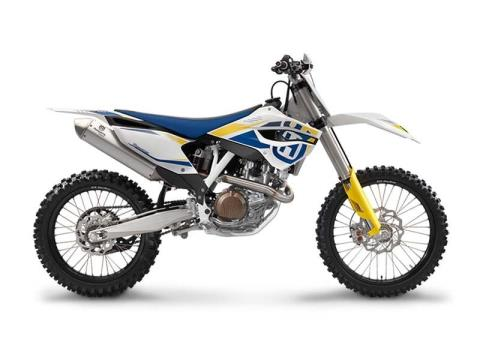 2014 Husqvarna FC 450 in Victorville, California