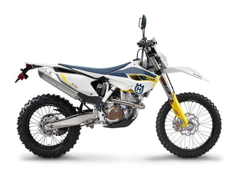 2015 Husqvarna FE 350 S in Daytona Beach, Florida