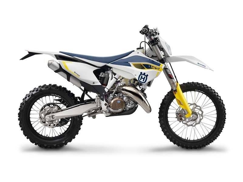 2015 Husqvarna TE 125 in Daytona Beach, Florida