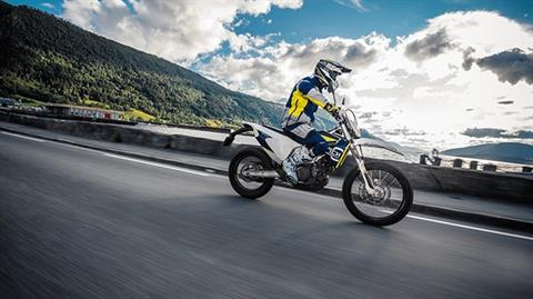 2016 Husqvarna 701 Enduro in Fontana, California
