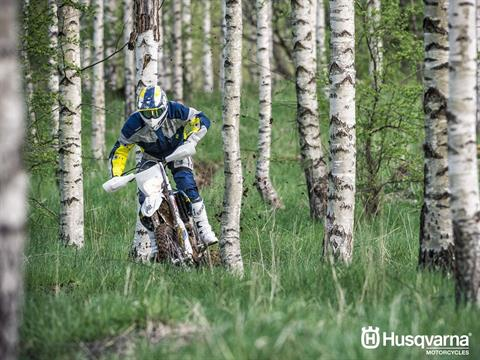 2016 Husqvarna FE 450 in Cookeville, Tennessee