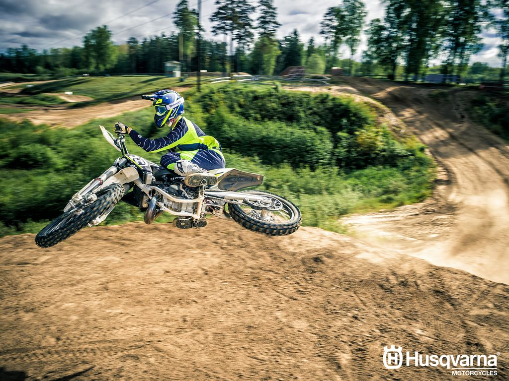 2016 Husqvarna TC 125 in Cookeville, Tennessee