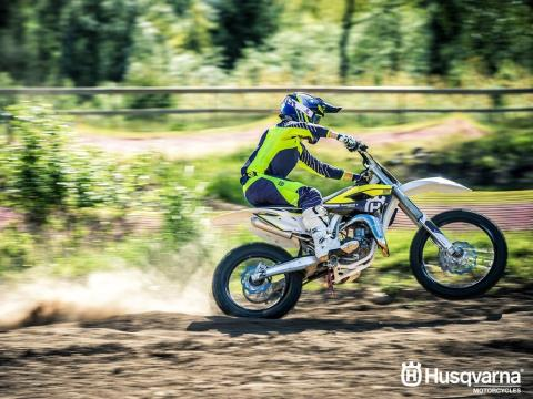 2016 Husqvarna TC 85 17/14 in Orange, California
