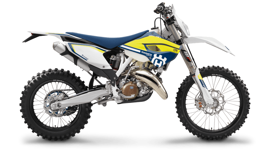 2016 Husqvarna TE 125 in Fontana, California