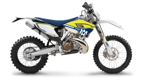 2016 Husqvarna TE 250 in Orange, California