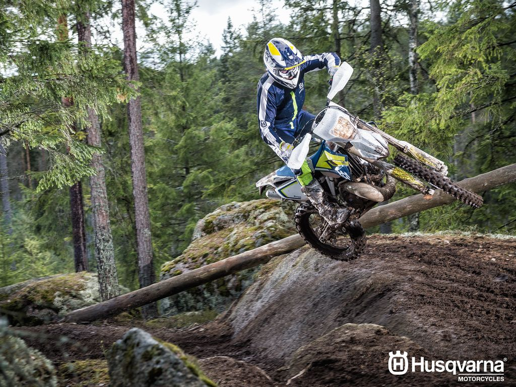 2016 Husqvarna TE 300 in Sacramento, California