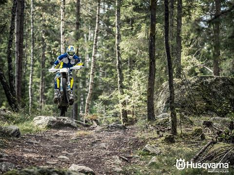 2017 Husqvarna 701 Enduro in Appleton, Wisconsin