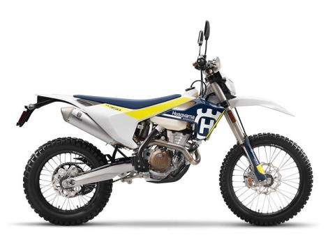 2017 Husqvarna FE 350 in Victorville, California