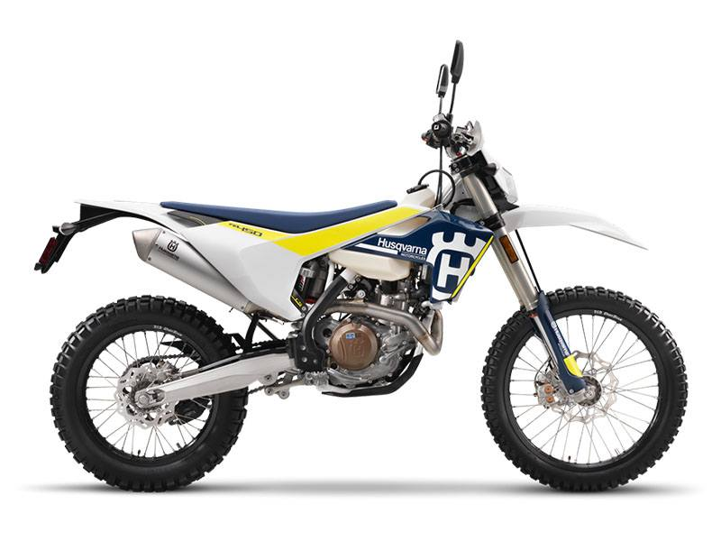 2017 Husqvarna FE 450 in Greenwood Village, Colorado