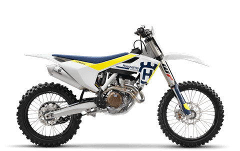 2017 Husqvarna FC 350 in Cookeville, Tennessee