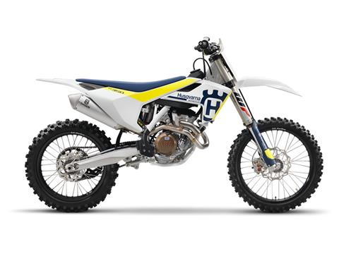 2017 Husqvarna FC 350 in Victorville, California