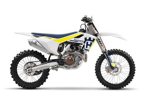 2017 Husqvarna FC 450 in Victorville, California