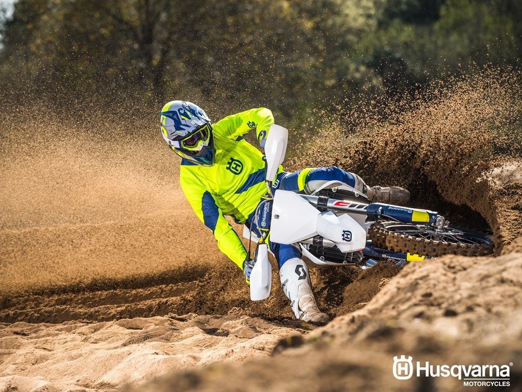 2017 Husqvarna TC 125 in Orange, California