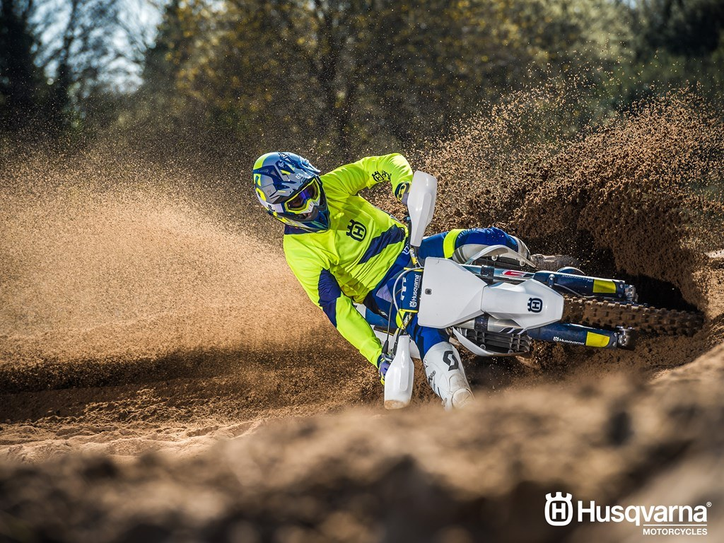 2017 Husqvarna TC 250 in Webster, Texas