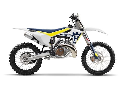 2017 Husqvarna TC 250 in Victorville, California