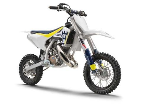 2017 Husqvarna TC 50 in Orange, California