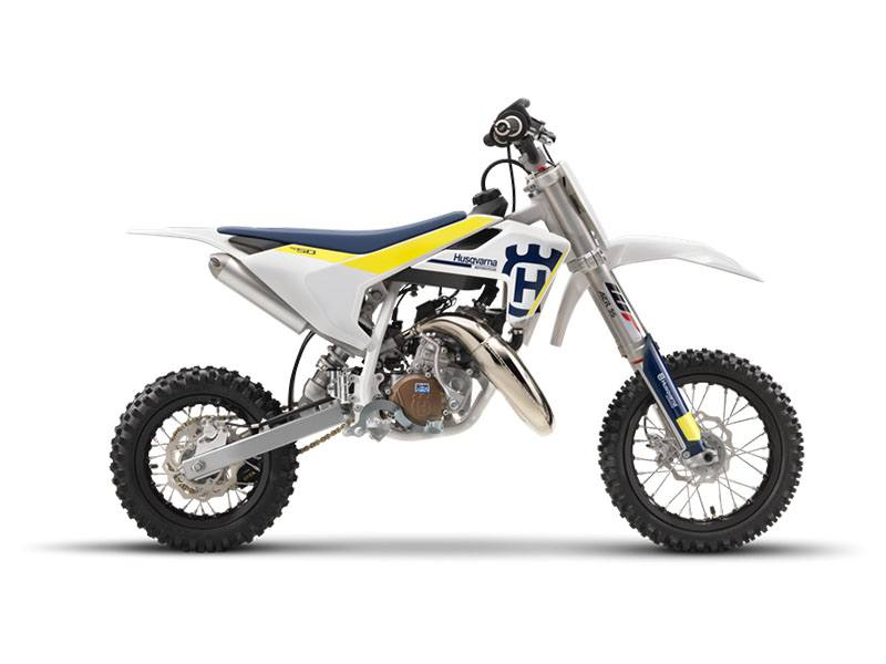 2017 Husqvarna TC 50 in Fontana, California