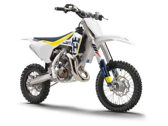 2017 Husqvarna TC 65 in Fontana, California