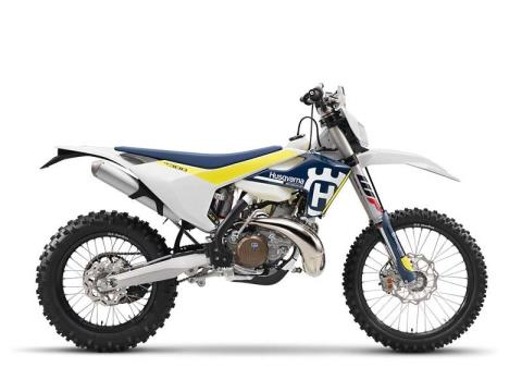 2017 Husqvarna TE 300 in Victorville, California