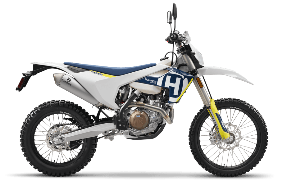 2018 Husqvarna FE 501 in Victorville, California