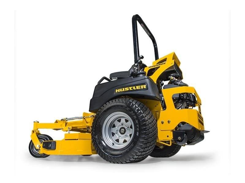 2016 Hustler Turf Equipment Super Z HyperDrive 66 in. SD (37 hp EFI) in Hillsborough, New Hampshire