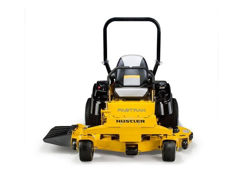2017 Hustler Turf Equipment FasTrak 48 in. Kohler Confidant in Black River Falls, Wisconsin