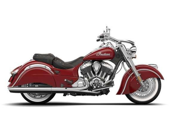 2015 Indian Chief® Classic in Norman, Oklahoma