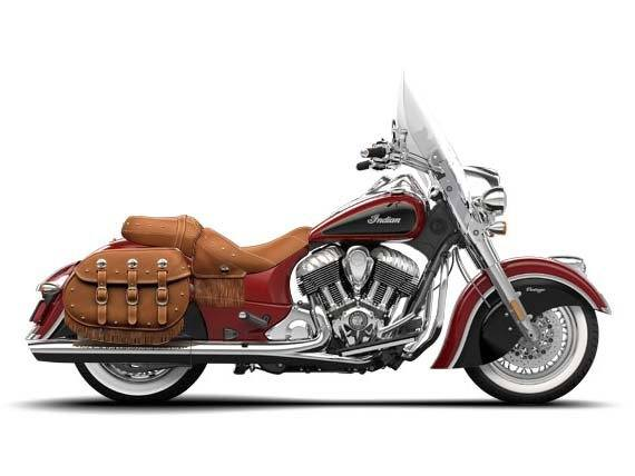 2015 Indian Chief® Vintage in Caledonia, Michigan