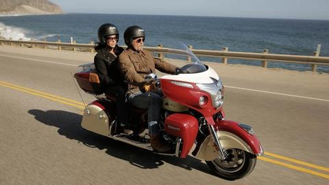 2015 Indian Roadmaster™ in Dublin, California