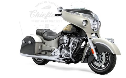 2016 Indian Chieftain® in Lowell, North Carolina