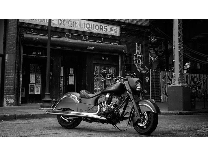 2016 Indian Chief Dark Horse® in Lowell, North Carolina