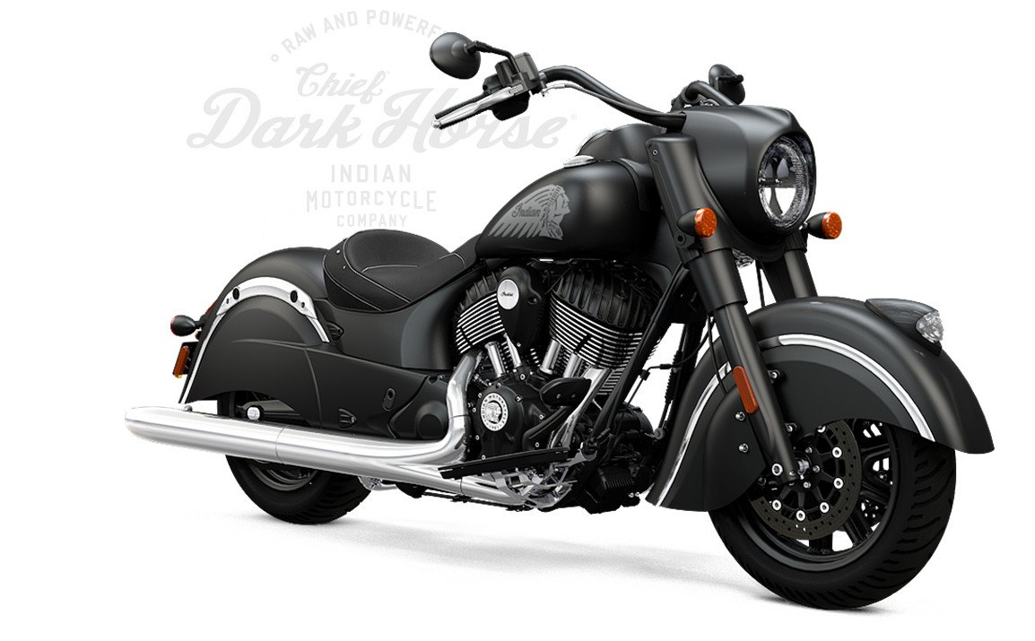 2016 Indian Chief Dark Horse® in Staten Island, New York