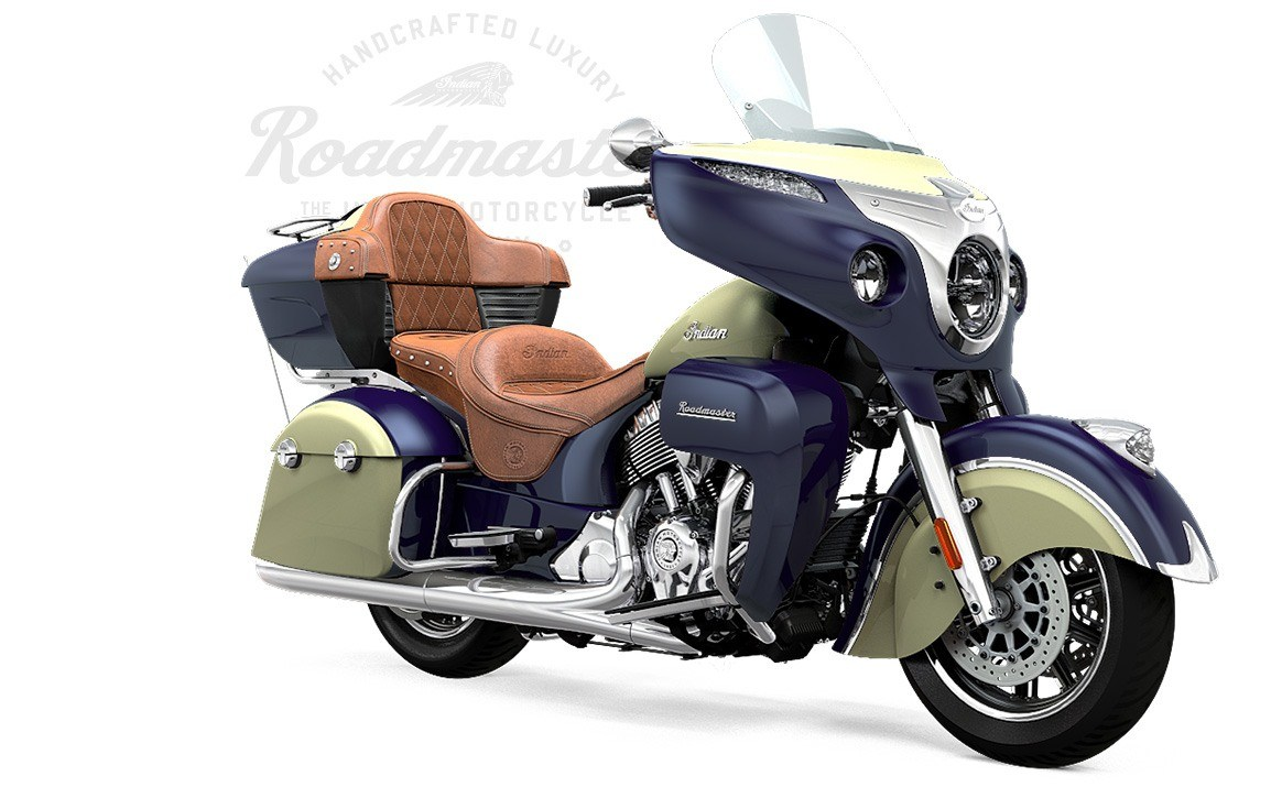 2016 Indian Roadmaster® in Dublin, California