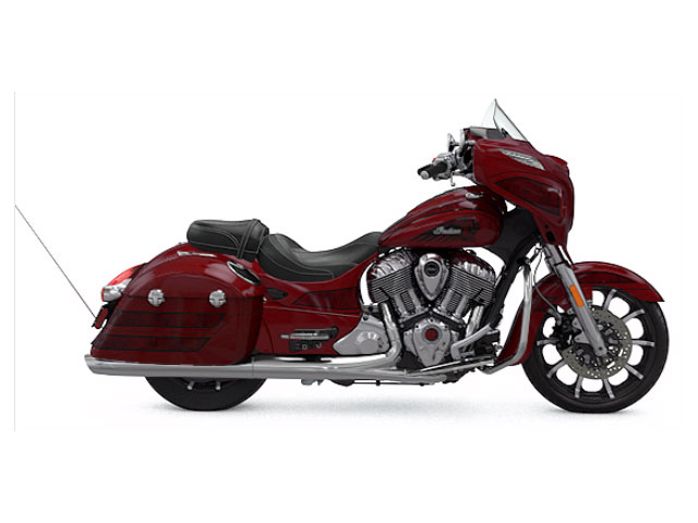 2017 Indian Chieftain® Elite in Idaho Falls, Idaho