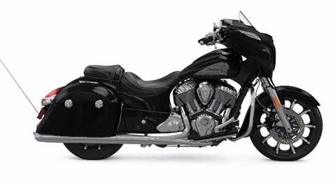 2017 Indian Chieftain® Limited in Ferndale, Washington