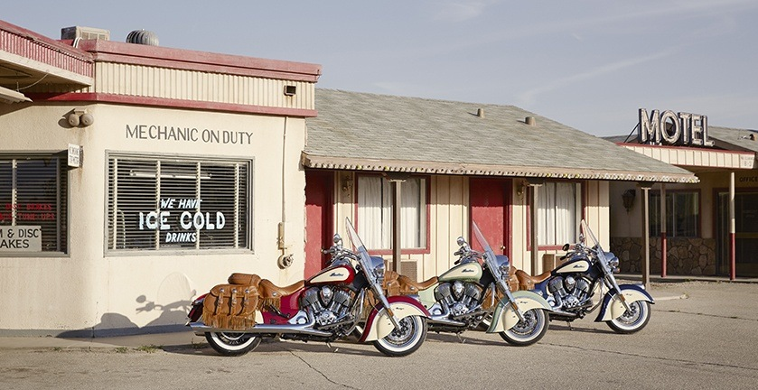 2017 Indian Chief® Vintage in Ozark, Missouri