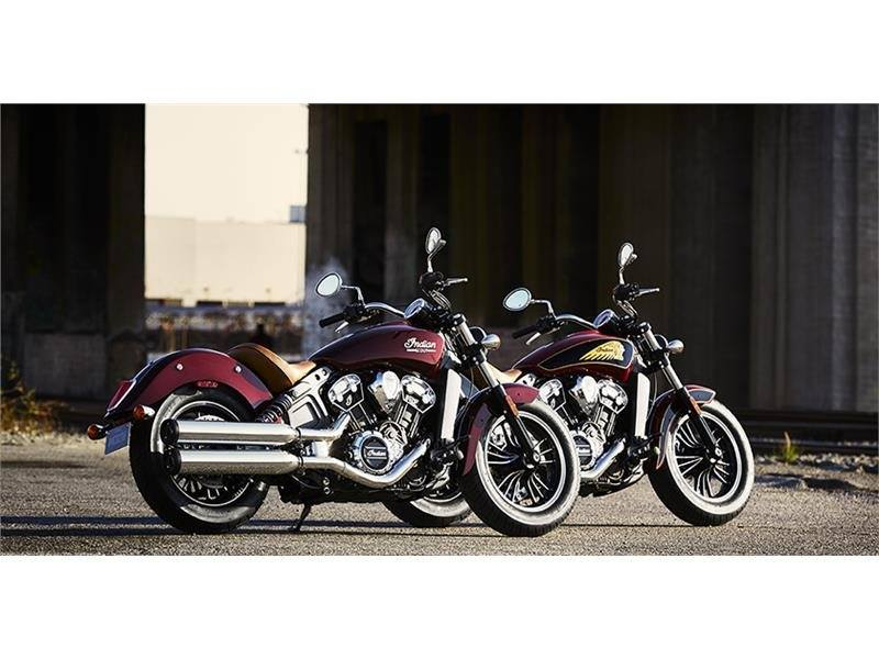 2017 Indian Scout® ABS in Lowell, North Carolina