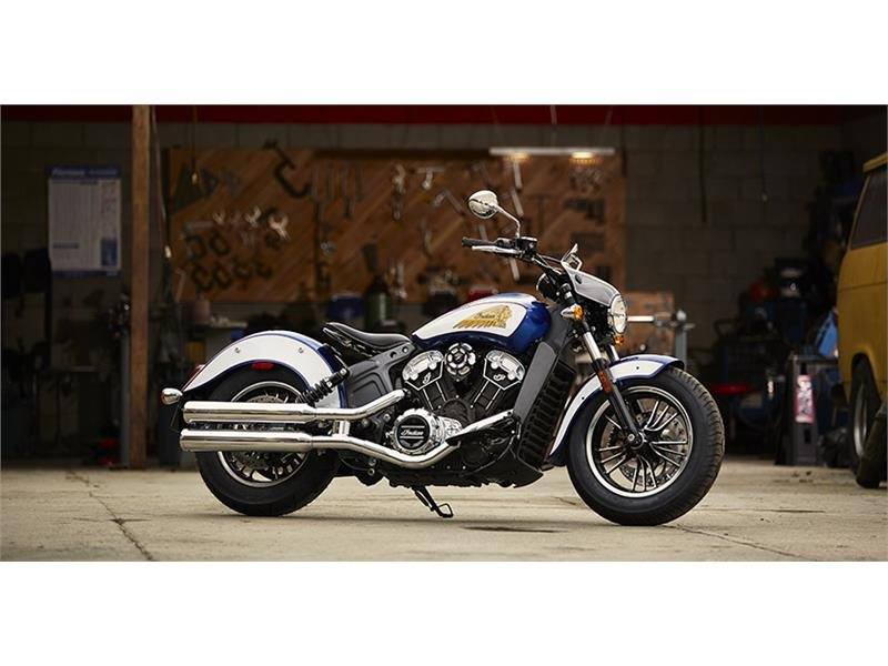 2017 Indian Scout® ABS in Auburn, Washington