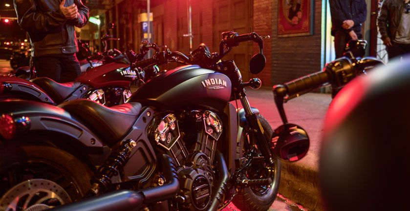 2017 Indian Scout® Bobber ABS in San Jose, California