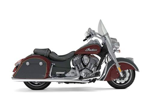 2017 Indian Springfield™ in Auburn, Washington
