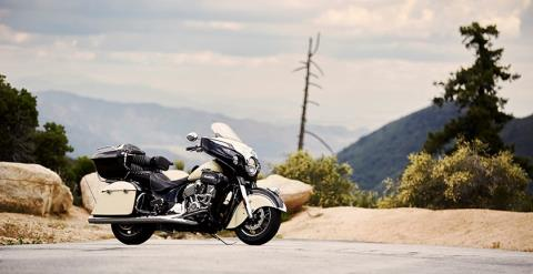 2017 Indian Roadmaster® in Hollister, California