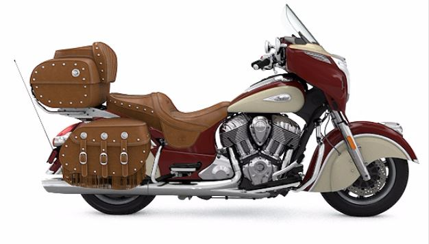 2017 Indian Roadmaster® Classic in Ozark, Missouri