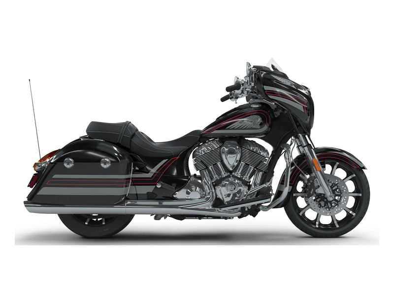 2018 Indian Chieftain 174 Limited Abs Motorcycles Ferndale