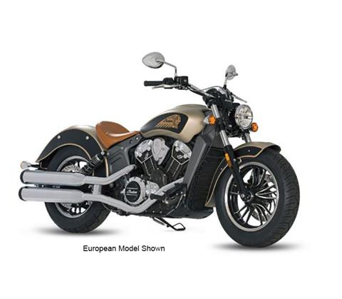 2018 Indian Scout® ABS Icon Series in Dublin, California