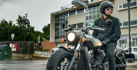 2018 Indian Scout® Bobber in New York, New York