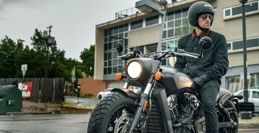 2018 Indian Scout® Bobber ABS in San Jose, California