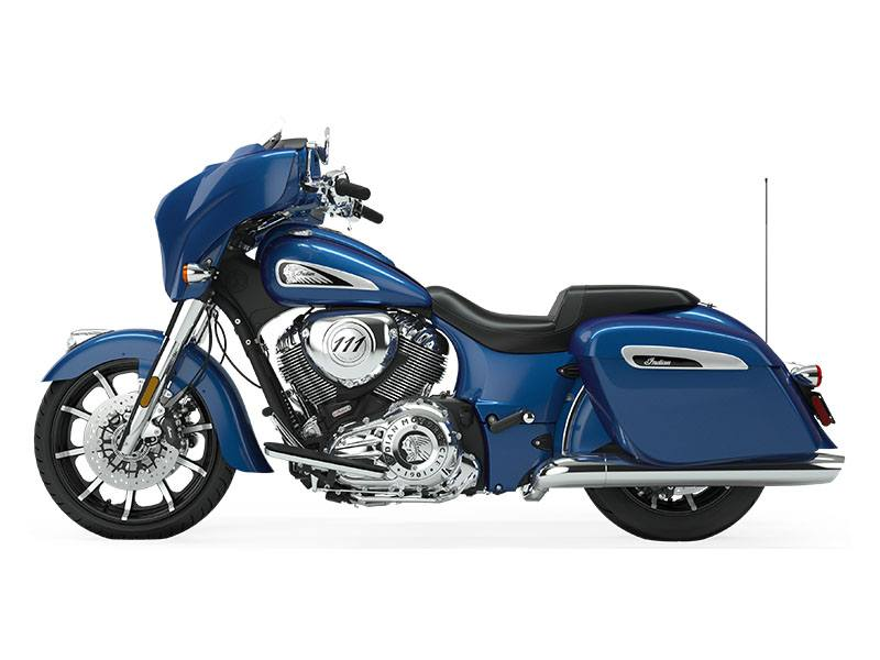 2019 Indian Chieftain® Limited Icon Series in New York, New York