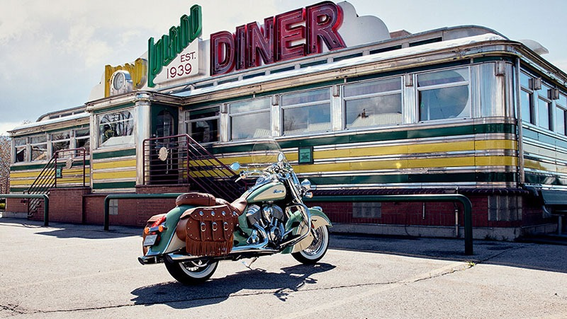 2019 Indian Chief® Vintage ABS in New York, New York